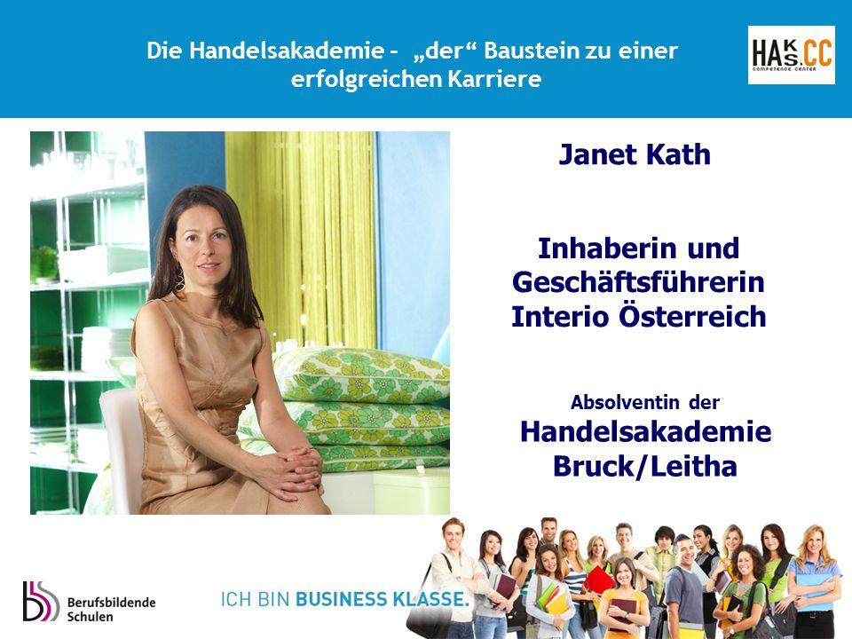 Inhaberin und Geschäftsführerin Interio Österreich