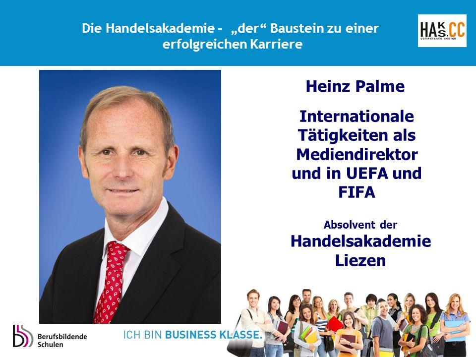 Internationale Tätigkeiten als Mediendirektor und in UEFA und FIFA