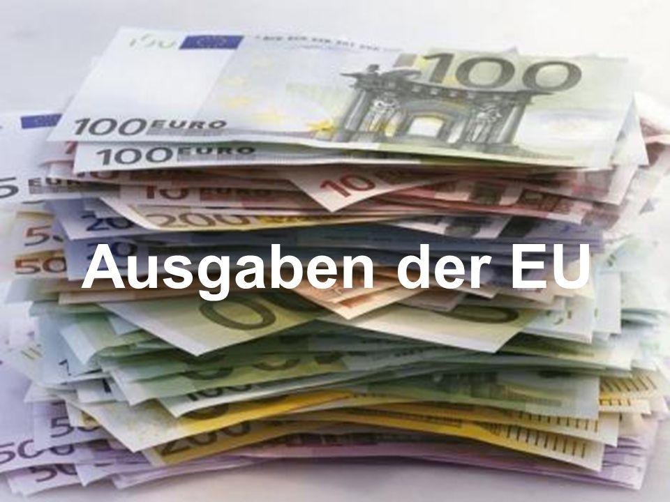 Ausgaben der EU