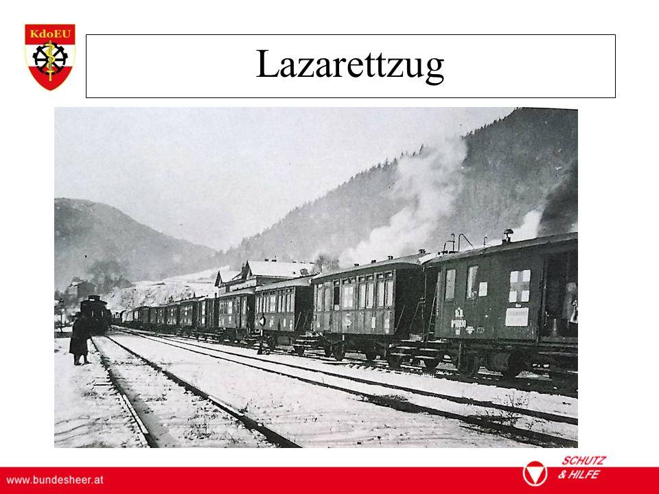 Lazarettzug