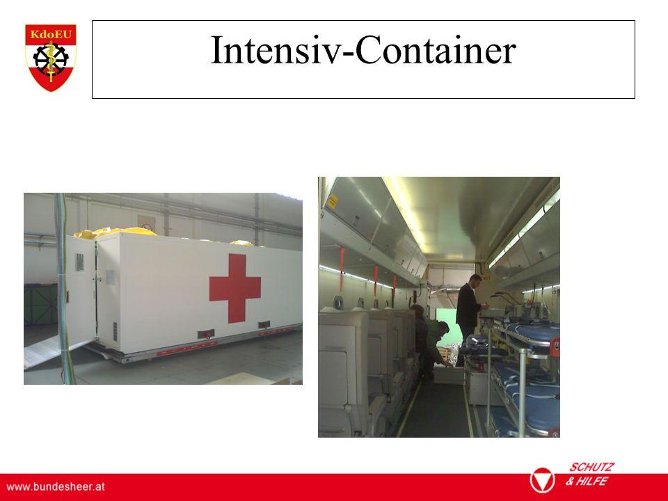Intensiv-Container