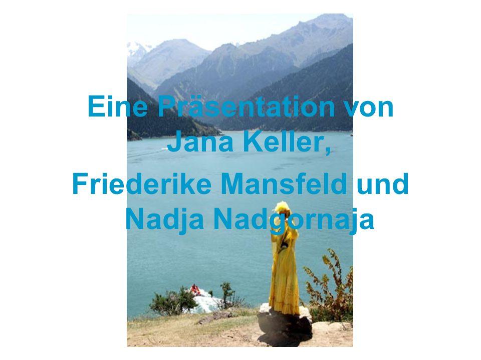 Eine Präsentation von Jana Keller,