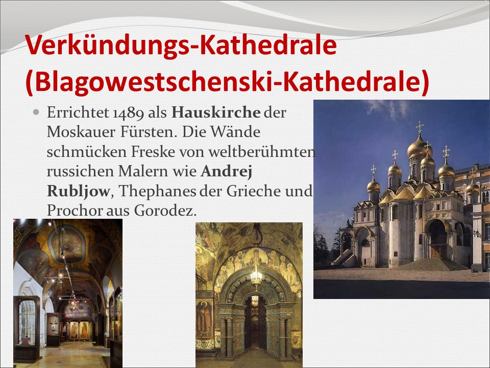 Verkündungs-Kathedrale (Blagowestschenski-Kathedrale)
