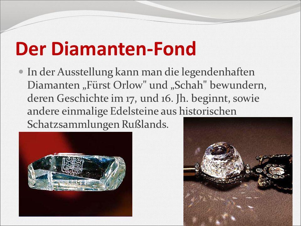 Der Diamanten-Fond
