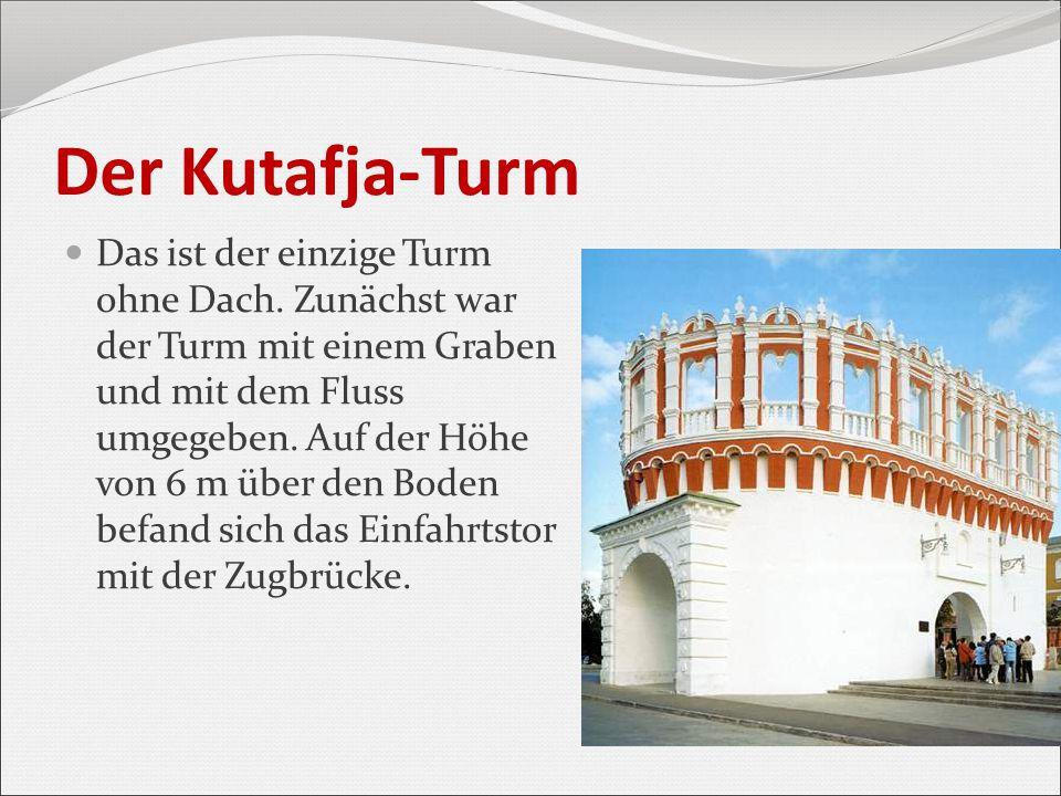 Der Kutafja-Turm