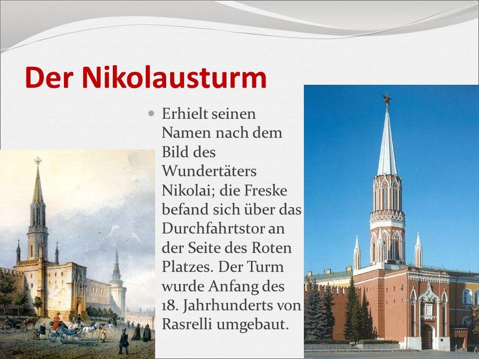 Der Nikolausturm