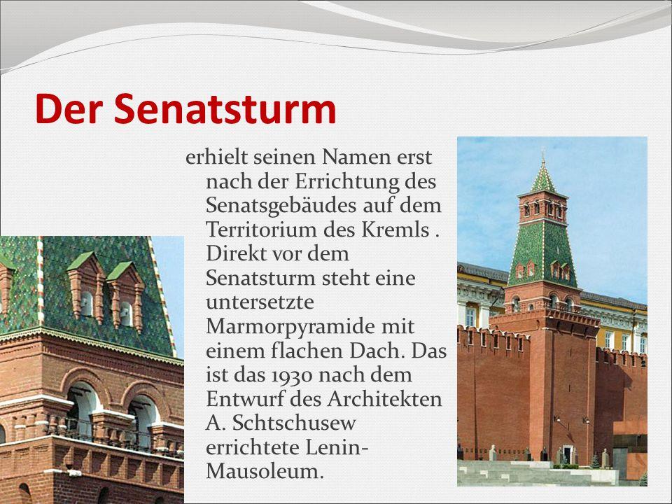 Der Senatsturm