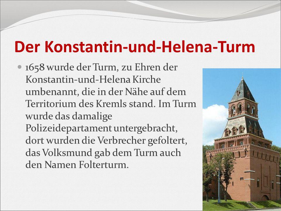 Der Konstantin-und-Helena-Turm