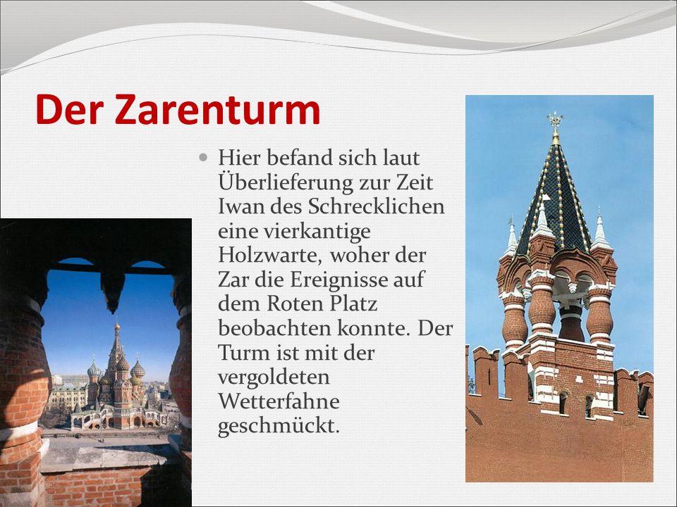Der Zarenturm