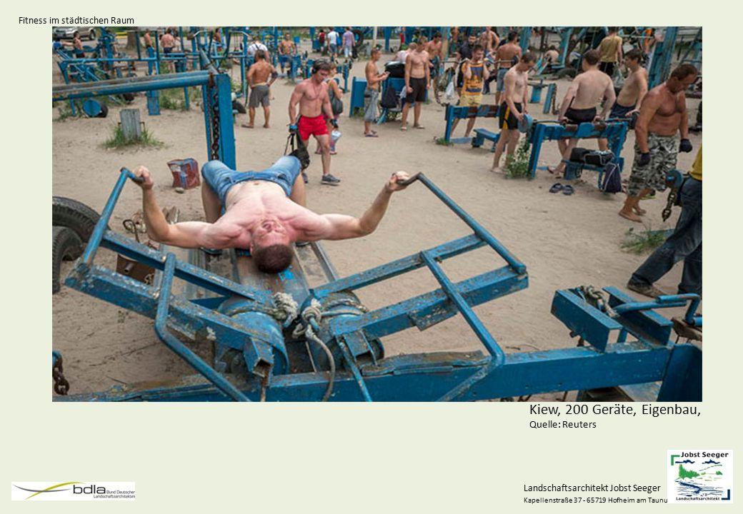 Kiew, 200 Geräte, Eigenbau, Quelle: Reuters