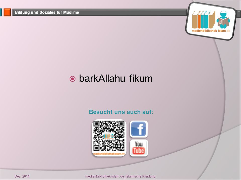 medienbibliothek-islam.de_Islamische Kleidung