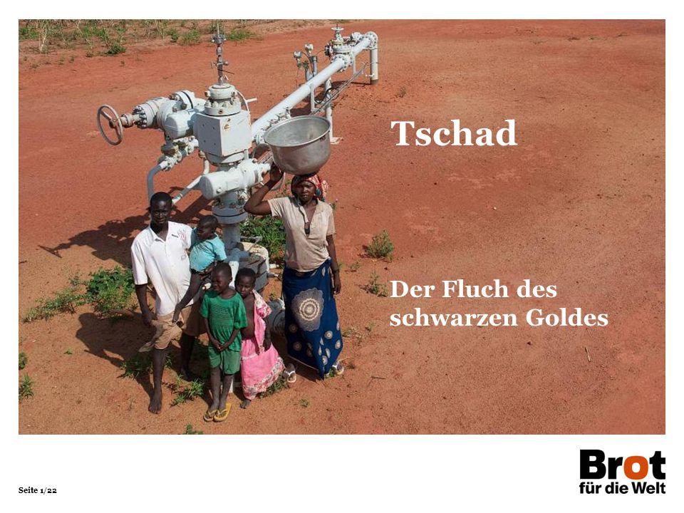 Tschad Der Fluch des schwarzen Goldes 1
