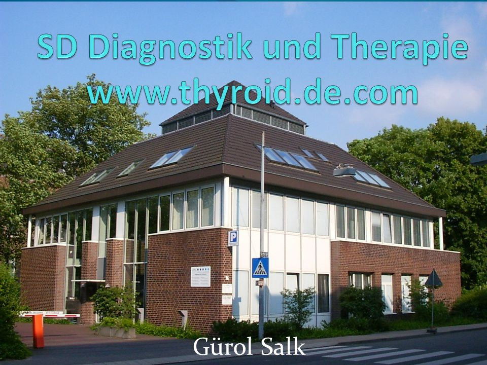 SD Diagnostik und Therapie www.thyroid.de.com