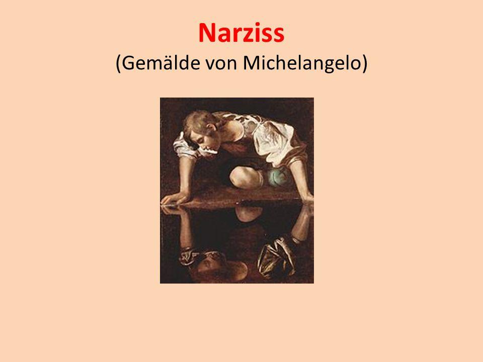Narziss (Gemälde von Michelangelo)