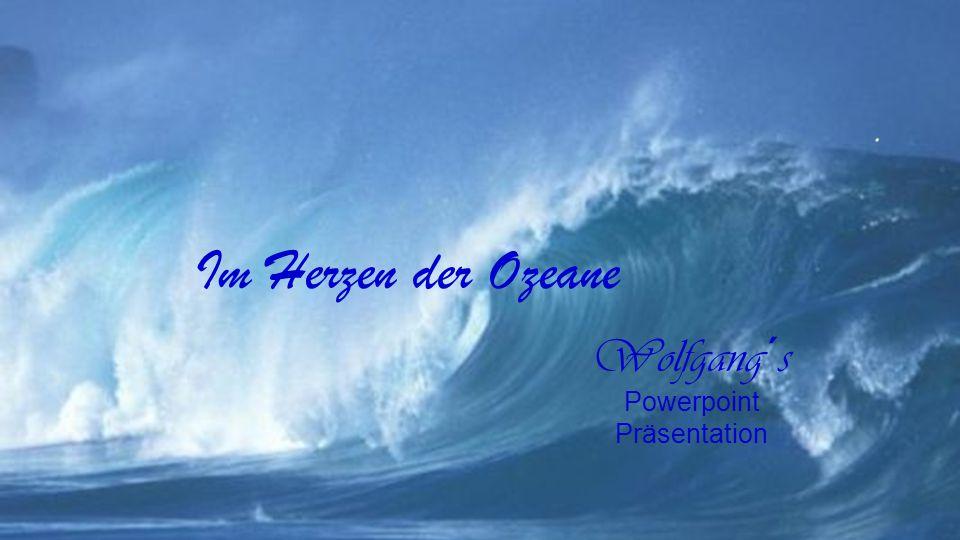 . Im Herzen der Ozeane Wolfgang´s Powerpoint Präsentation