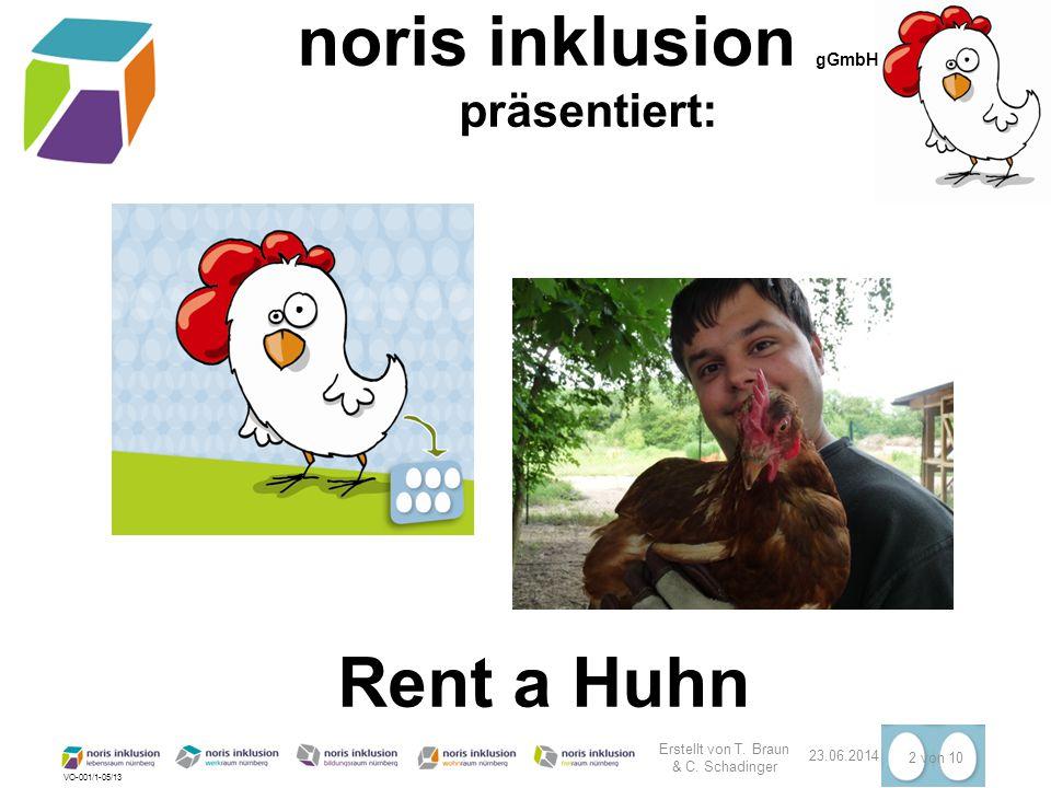 noris inklusion gGmbH präsentiert: