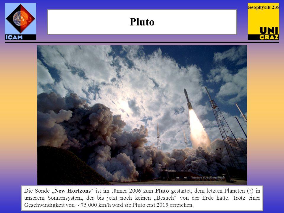 Geophysik 238 Pluto.