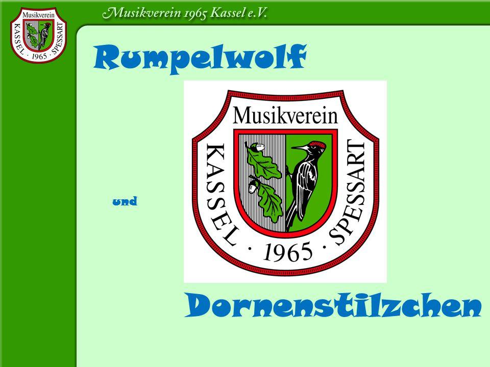 Rumpelwolf und Dornenstilzchen