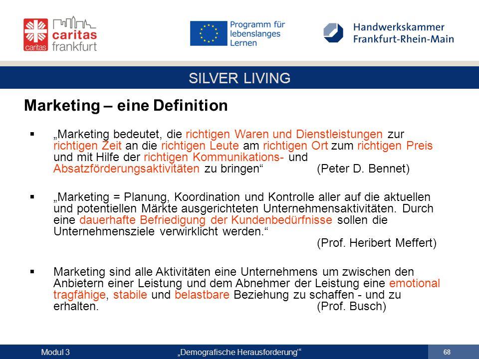 Marketing – eine Definition