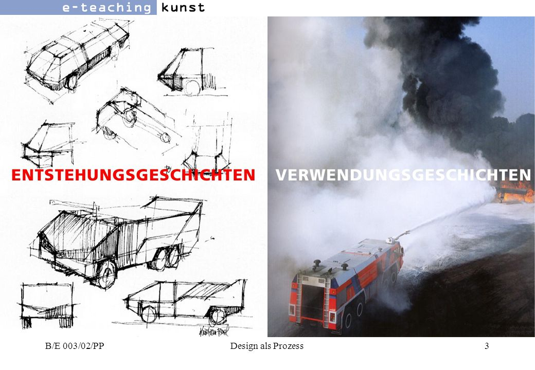 B/E 003/02/PP Design als Prozess