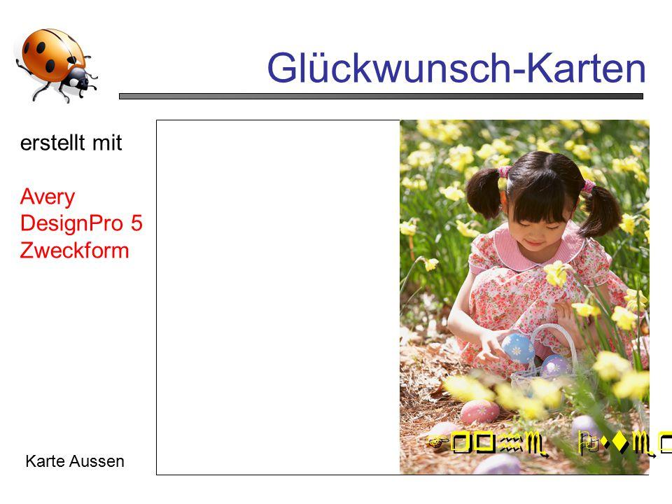 Frohe Frohe Ostern Ostern Glückwunsch-Karten Frohe Ostern erstellt mit