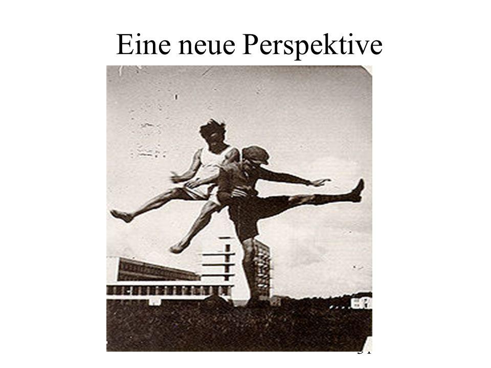 Eine neue Perspektive
