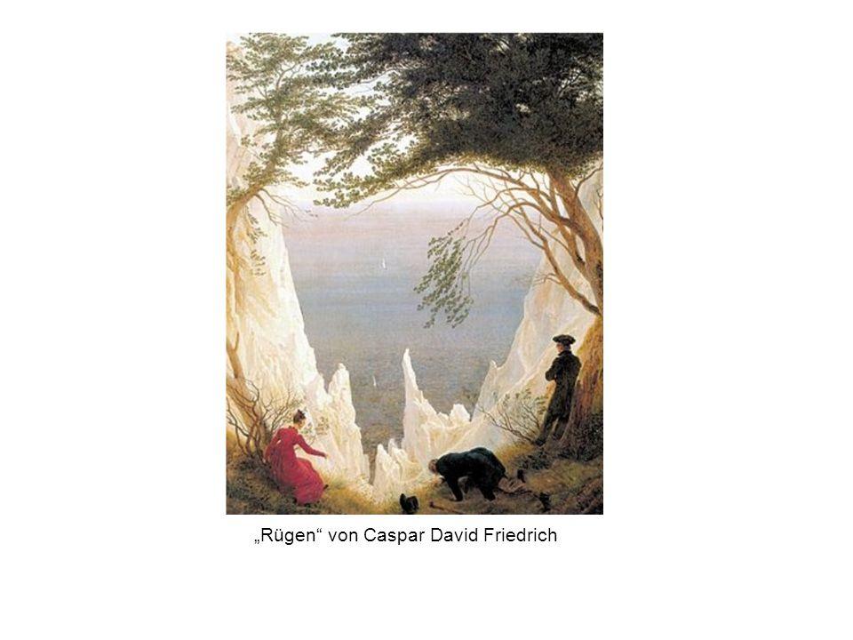 """""""Rügen von Caspar David Friedrich"""