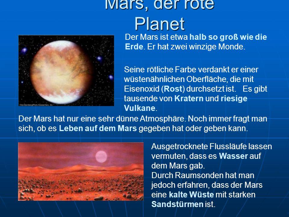planeten leben möglich