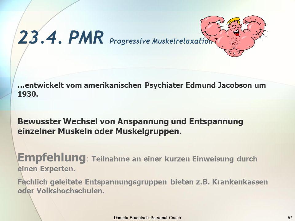 23.4. PMR Progressive Muskelrelaxation