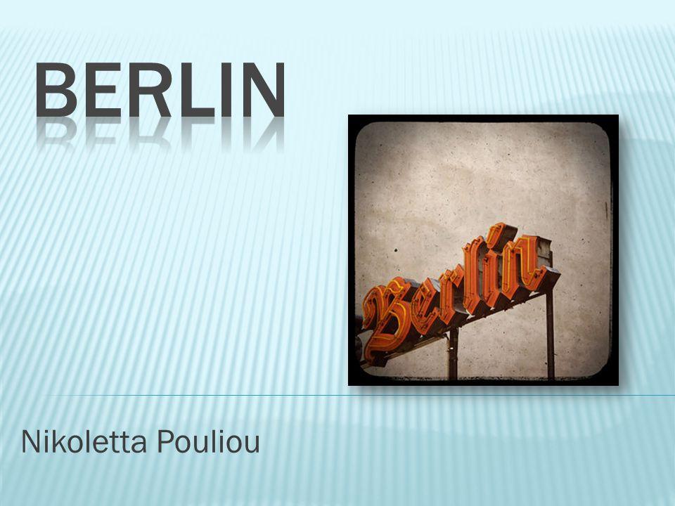 Berlin Nikoletta Pouliou