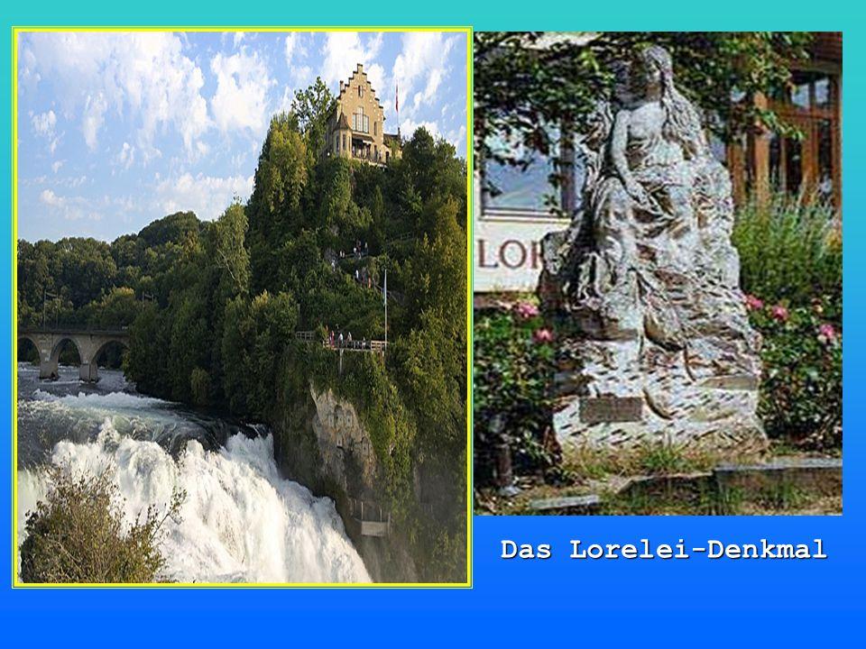 Das Lorelei-Denkmal