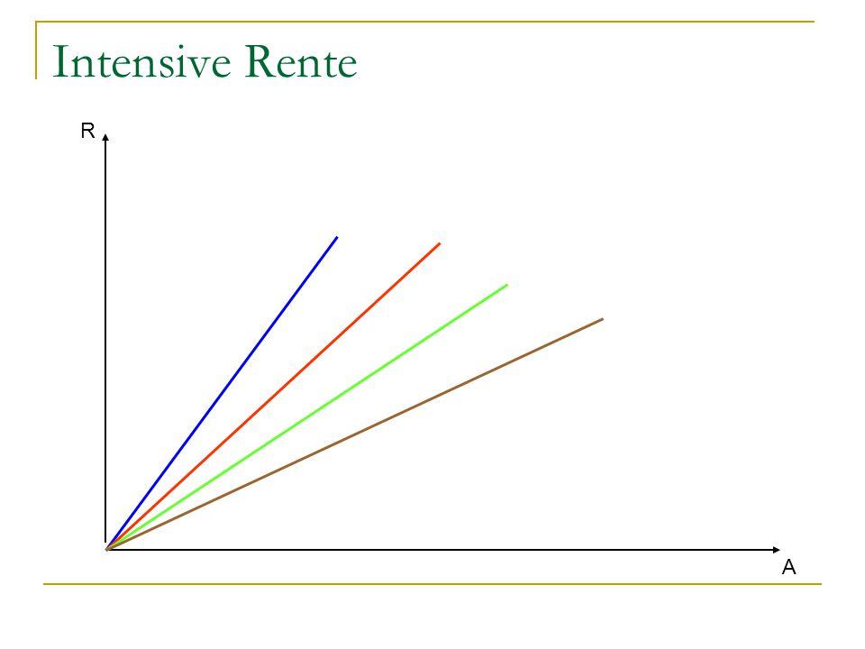 Intensive Rente R A