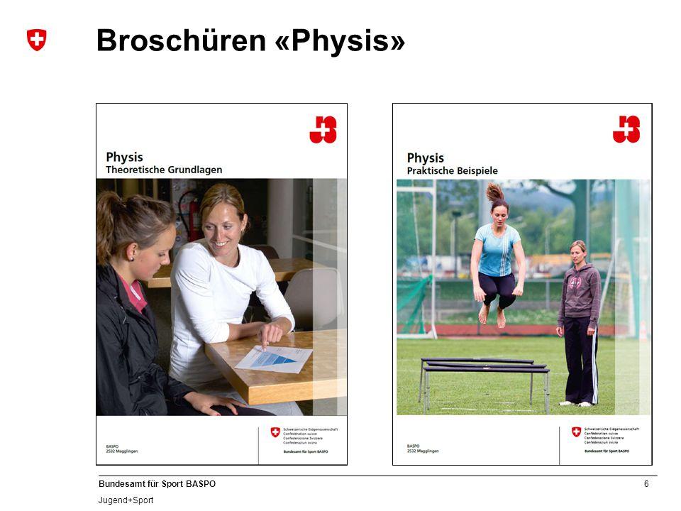 Broschüren «Physis»