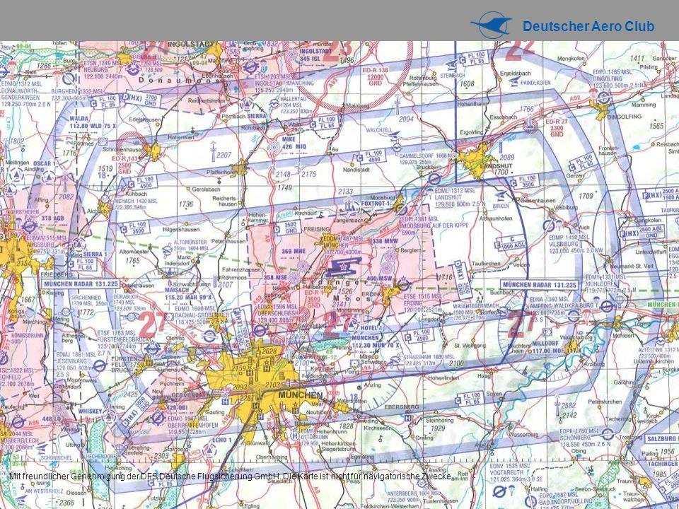 Mit freundlicher Genehmigung der DFS Deutsche Flugsicherung GmbH
