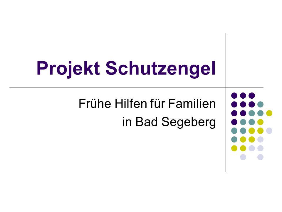 Frühe Hilfen für Familien in Bad Segeberg