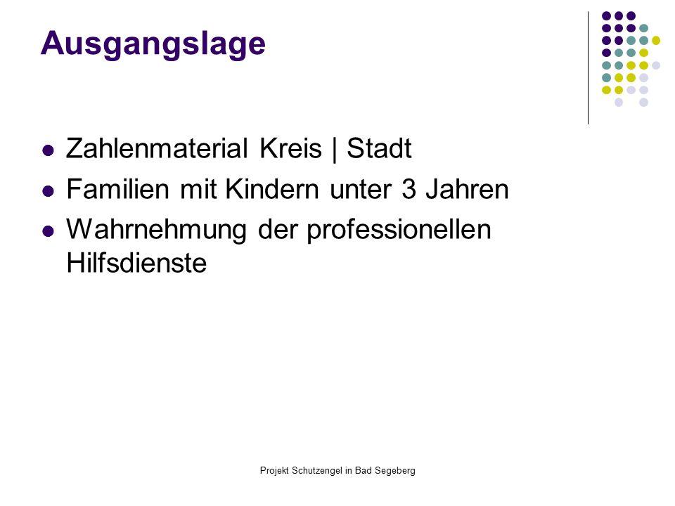 Projekt Schutzengel in Bad Segeberg