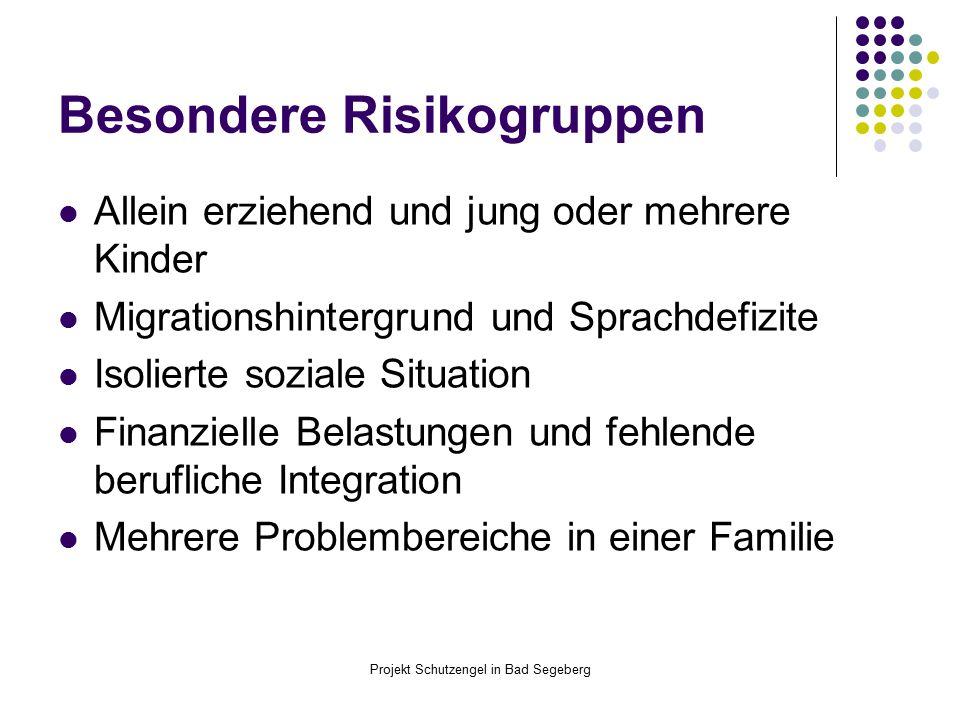 Besondere Risikogruppen