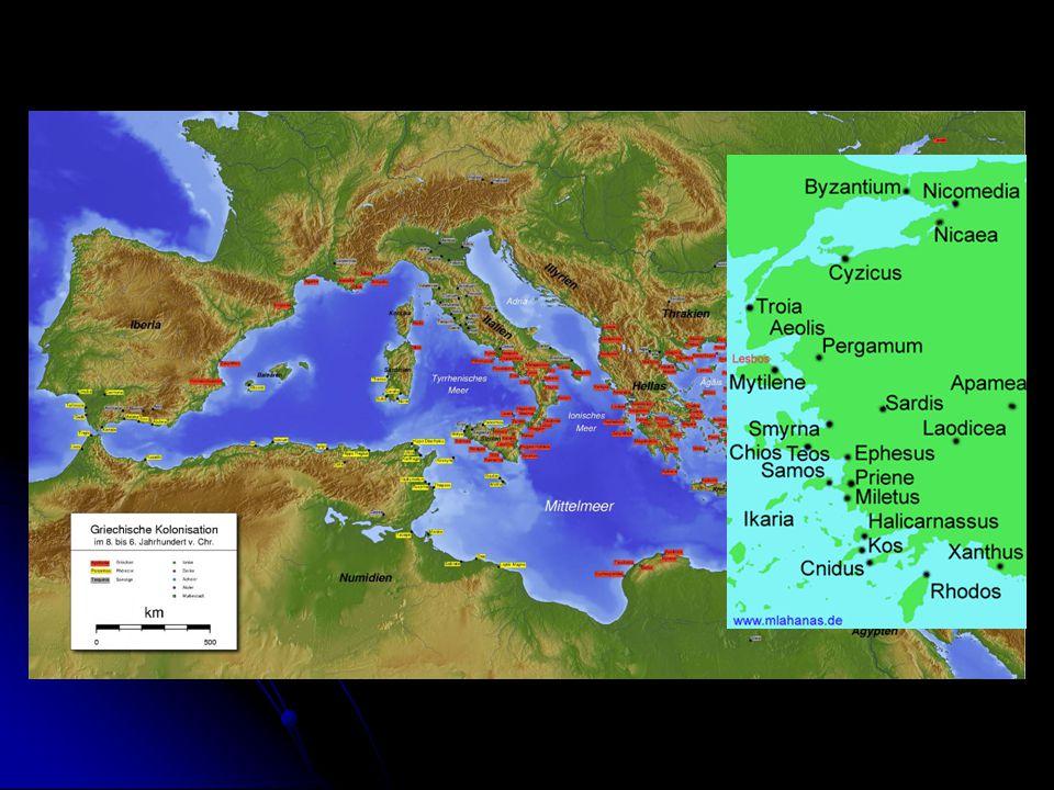 Frühe griechische Naturphilosophie