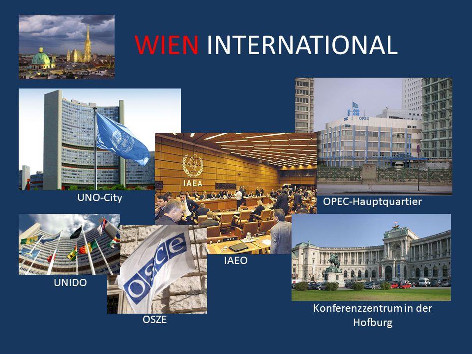 Konferenzzentrum in der Hofburg