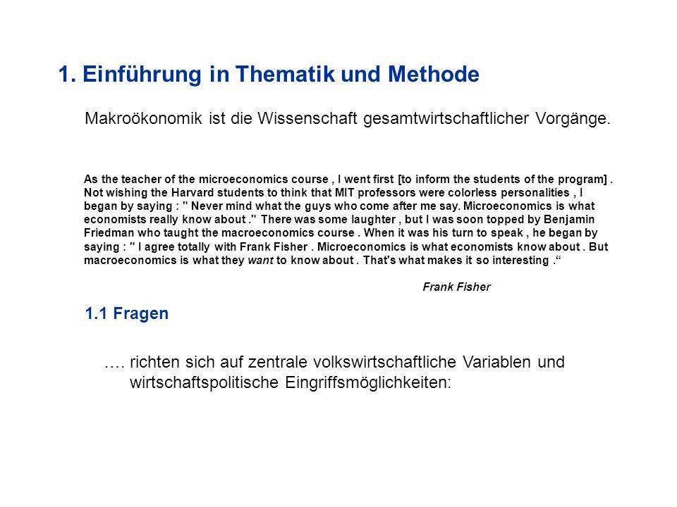 1. Einführung in Thematik und Methode