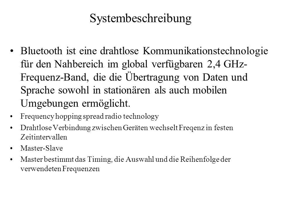 Systembeschreibung
