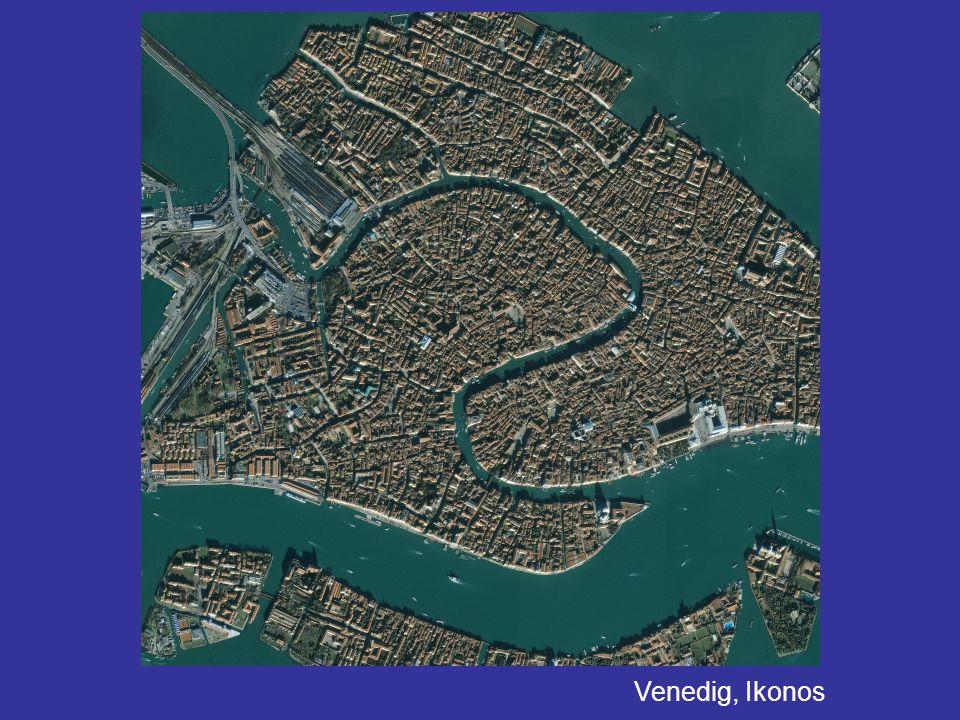 Venedig, Ikonos