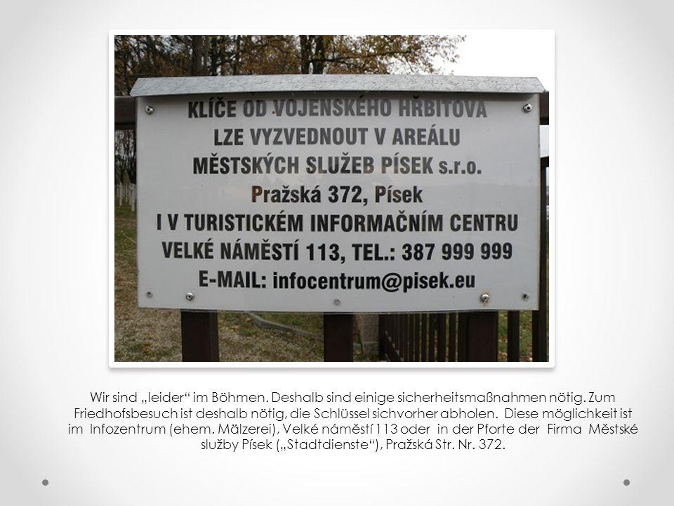 """Wir sind """"leider im Böhmen"""
