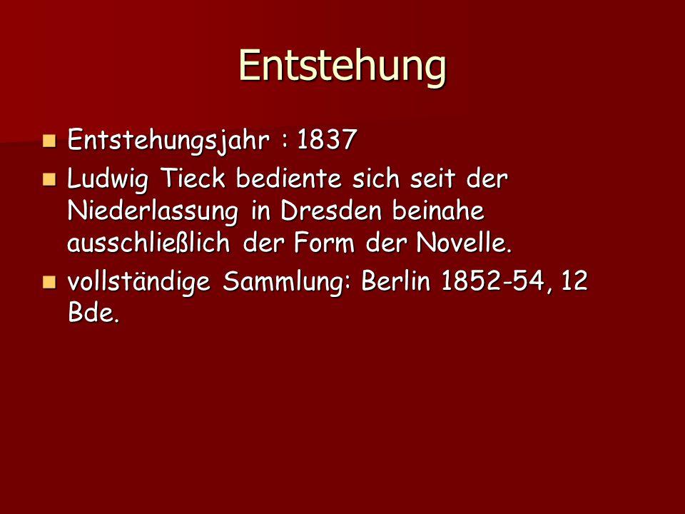 Entstehung Entstehungsjahr : 1837