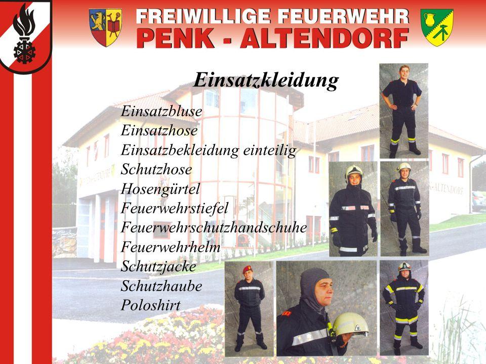 Einsatzkleidung Einsatzbluse Einsatzhose Einsatzbekleidung einteilig