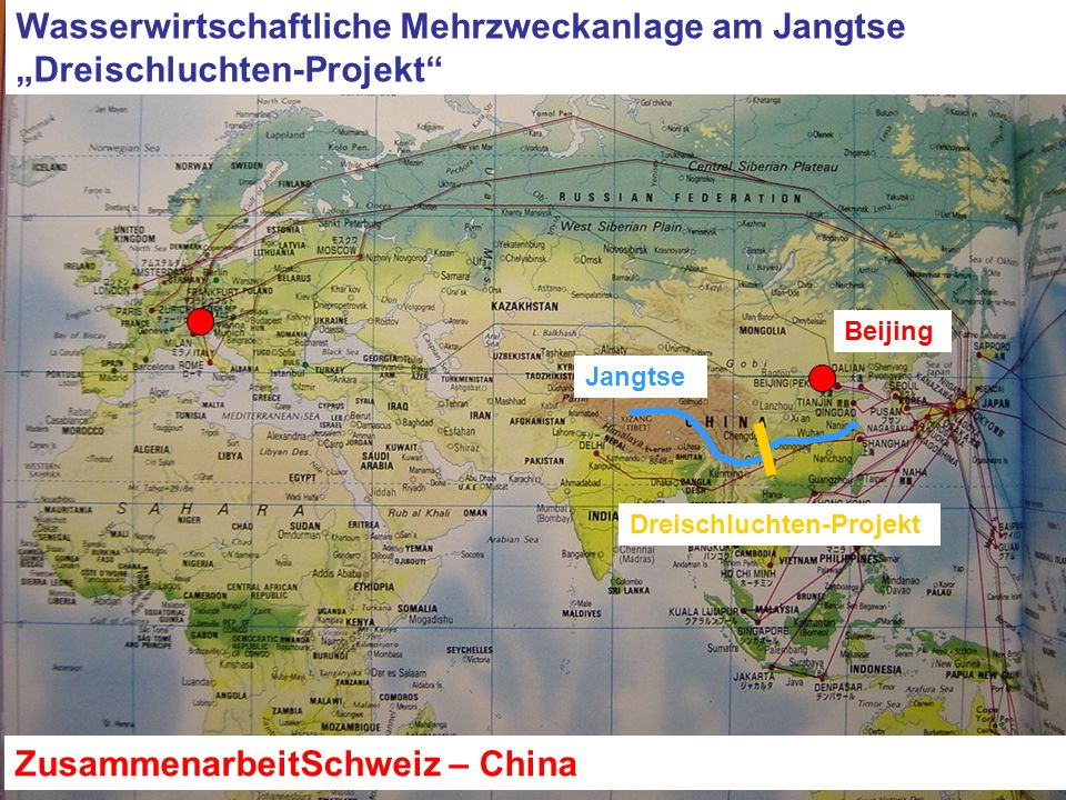 ZusammenarbeitSchweiz – China