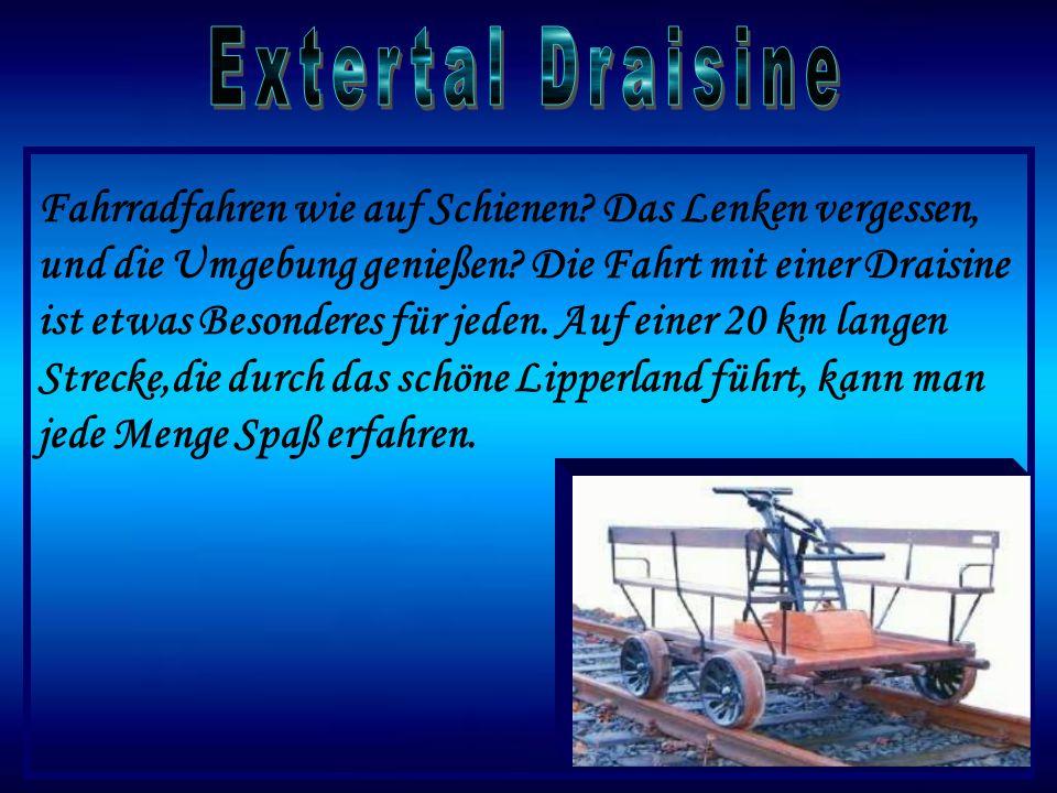 Extertal Draisine