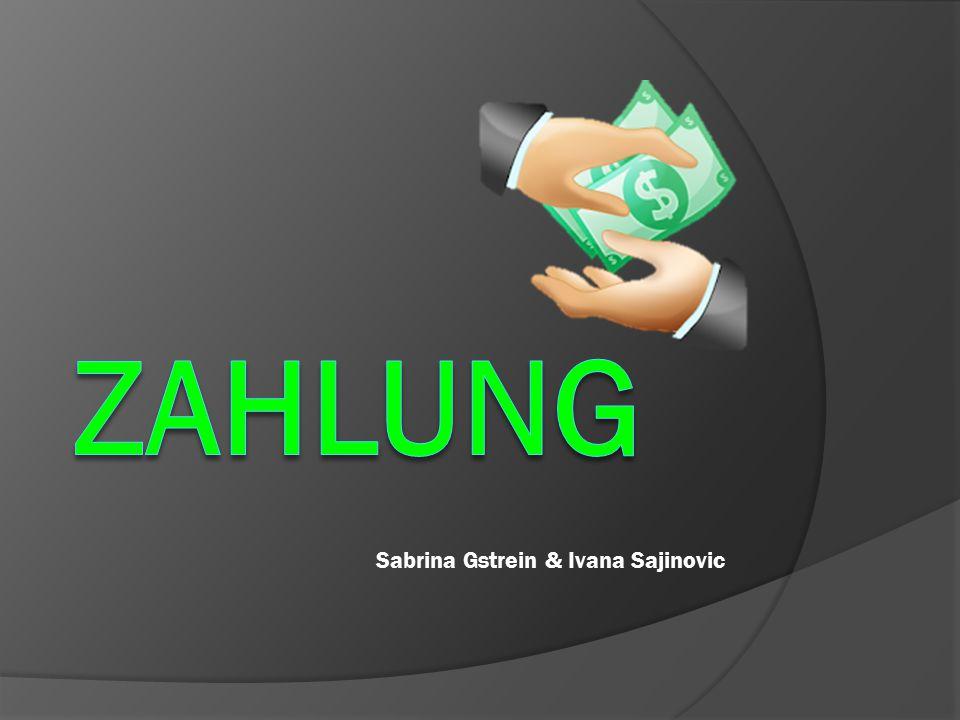 Zahlung Sabrina Gstrein & Ivana Sajinovic