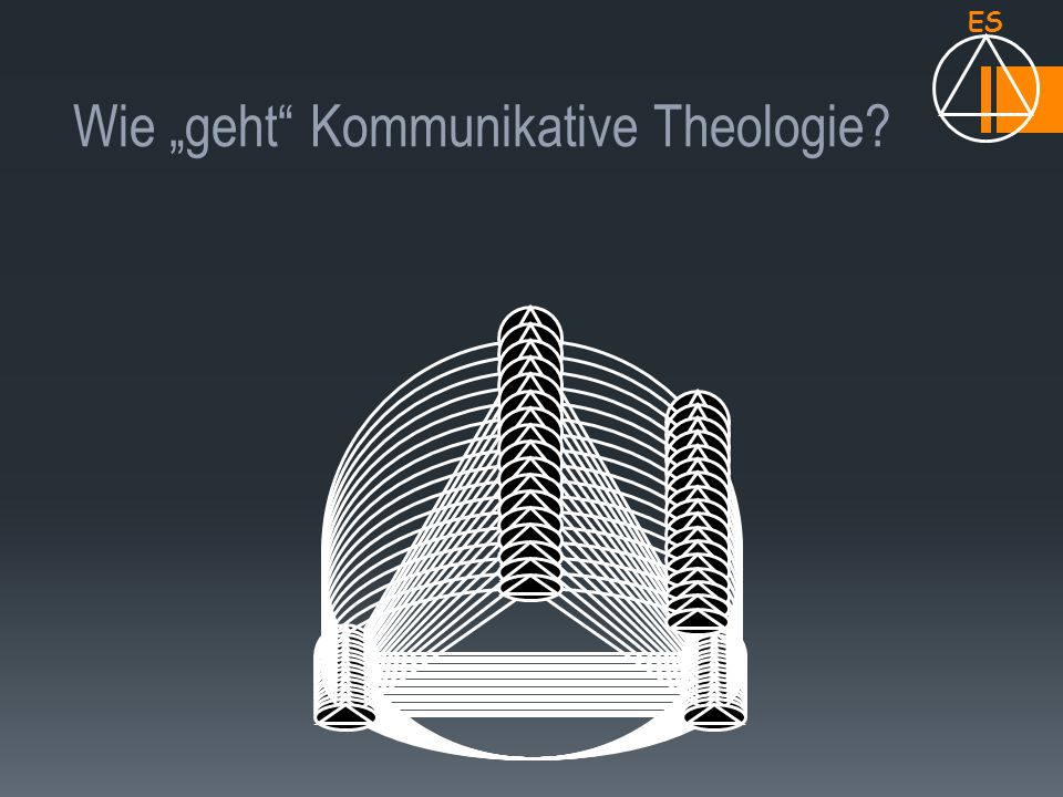 "Wie ""geht Kommunikative Theologie"