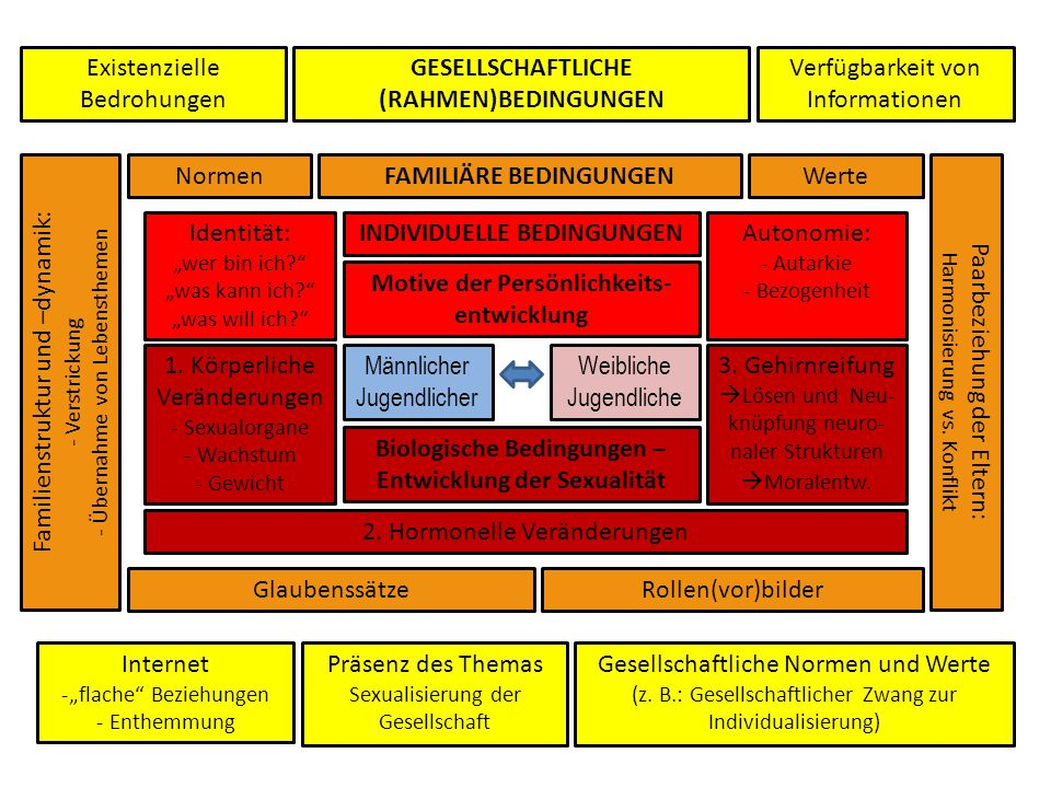 GESELLSCHAFTLICHE (RAHMEN)BEDINGUNGEN Verfügbarkeit von Informationen